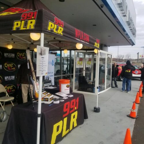 WPLR On Site